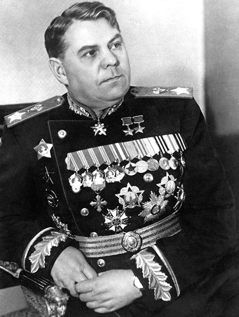 Александр Михайлович Василевский (1895—1977)