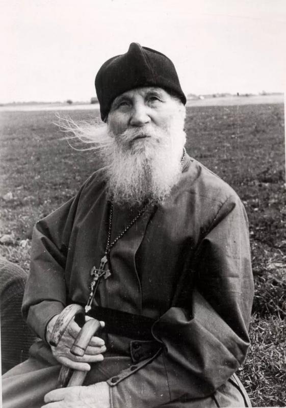 Преподобный Симеон Псково-Печерский (Желнин, 1869—1960)
