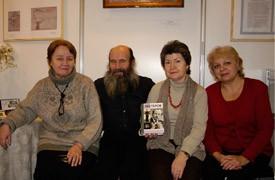 Презентация книги в серии «ЖЗЛ» С. Н. Дурылина «Нестеров»