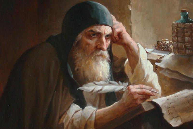 9 ноября (27 октября по старому стилю) в церковном календаре отмечена память преподобного Нестора Летописца