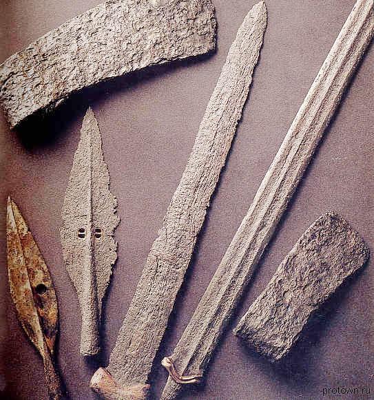 Железные орудия