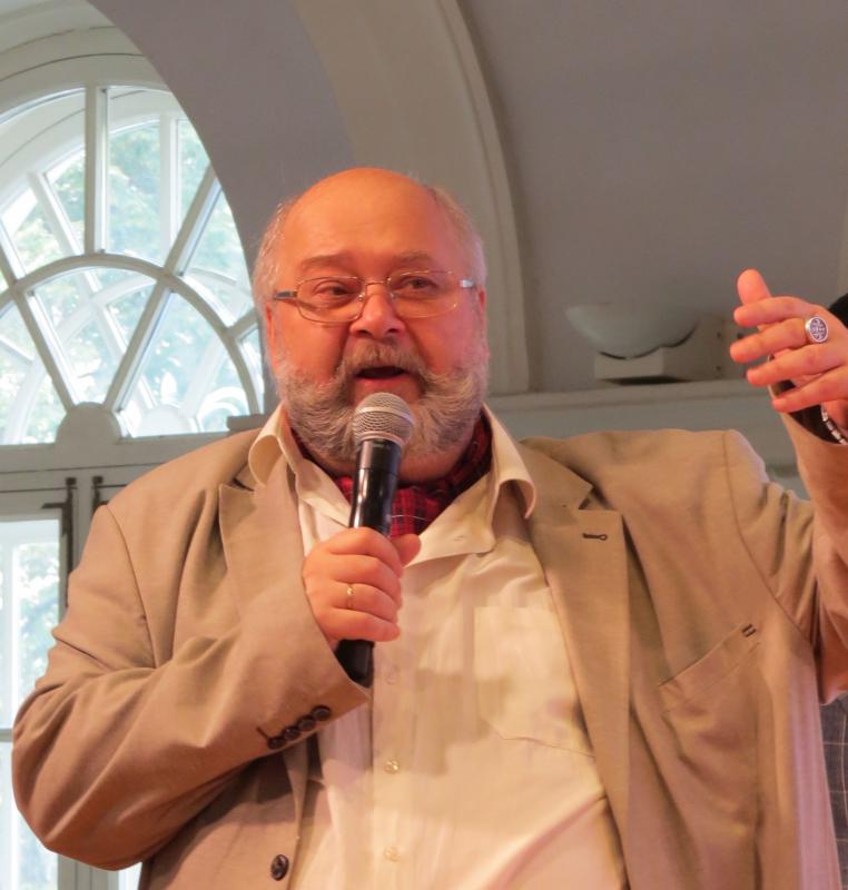 Историк Константин Залесский – редактор всех книг проекта
