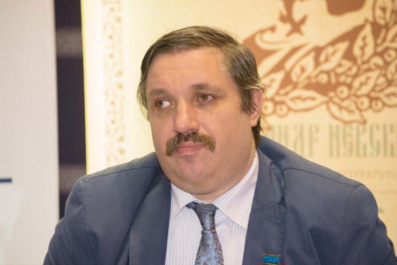 Гость программы Захара Прилепина на «Царьград-ТВ» — известный историк и писатель Дмитрий Володихин