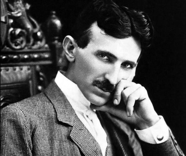 Никола Тесла (1856—1943)