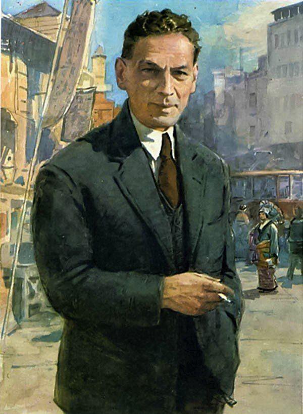 В Москве открылась выставка о Рихарде Зорге
