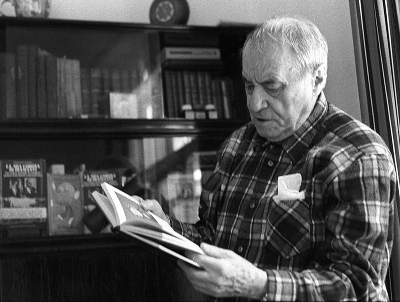 «НГ EX LIBRIS» — о биографии Валентина Катаева