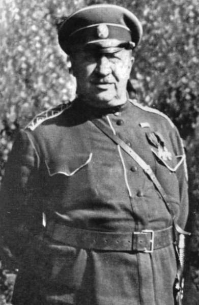 Генерал-лейтенант Владимир Май-Маевский
