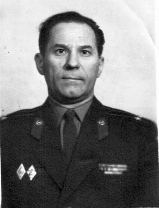 Павел Никитич Ангелов