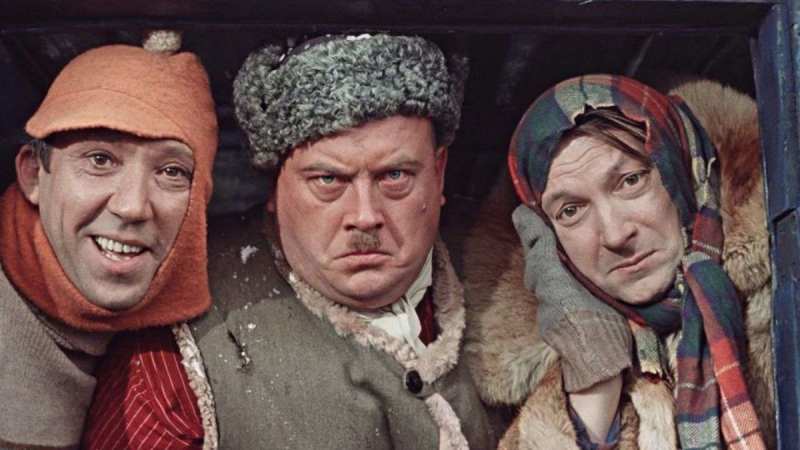 1 января с 19 часов до полуночи слушайте отрывки из наших книг «Эльдар Рязанов», «Леонид Гайдай», «Любовь Орлова» и «Повседневная жизнь советской богемы» на 95,6 FM в Москве