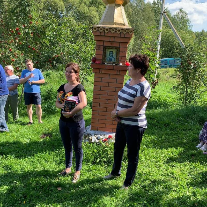 Во Владимирской области презентовали книгу о Валерии Халилове