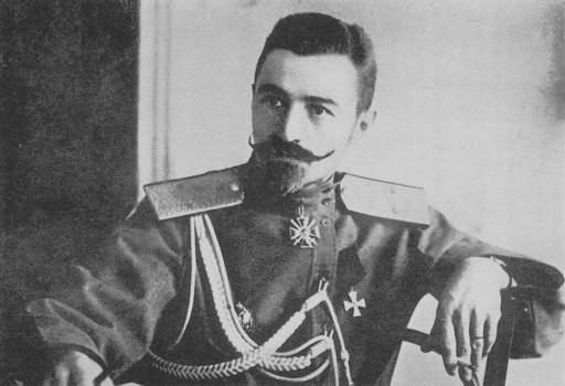 Генерал-лейтенант Сергей Марков