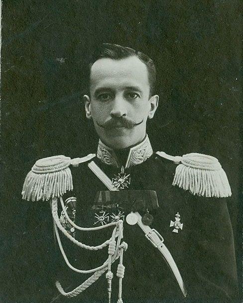 Генерал-лейтенант Николай Бредов