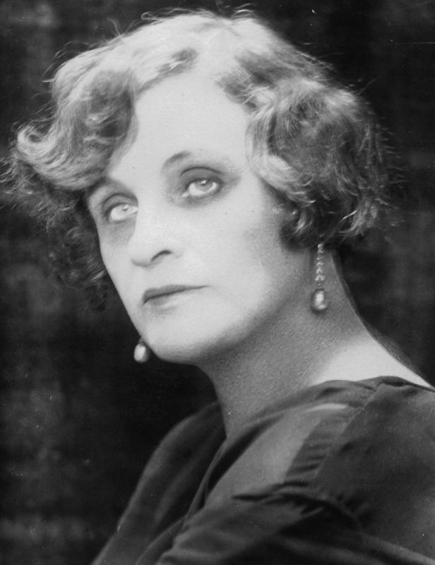 Надежда Тэффи (1872—1952)