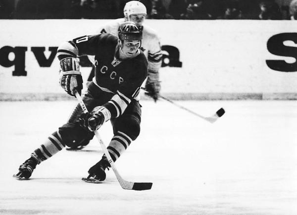 20 апреля исполняется 70 лет легендарному хоккеисту Александру Мальцеву