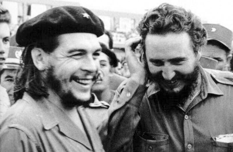 Серию «ЖЗЛ» пополнили книги «Фидель Кастро» и «Че Гевара»