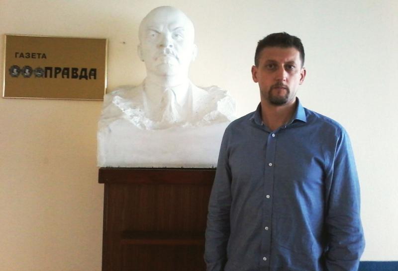 Писатель Лев Данилкин в беседе с политическим обозревателем «Правды» Виктором Кожемяко
