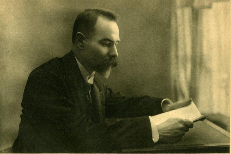 Василий Молодяков рассказал «Культуре» о своей книге «Валерий Брюсов. Будь мрамором»