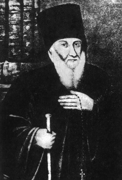 Преподобный Василий Площанский (Кишкин, 1746—1831)