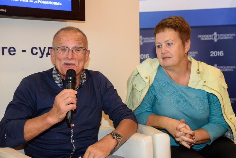 Игорь Курукин и Елена Никулина на ММКВЯ-2016