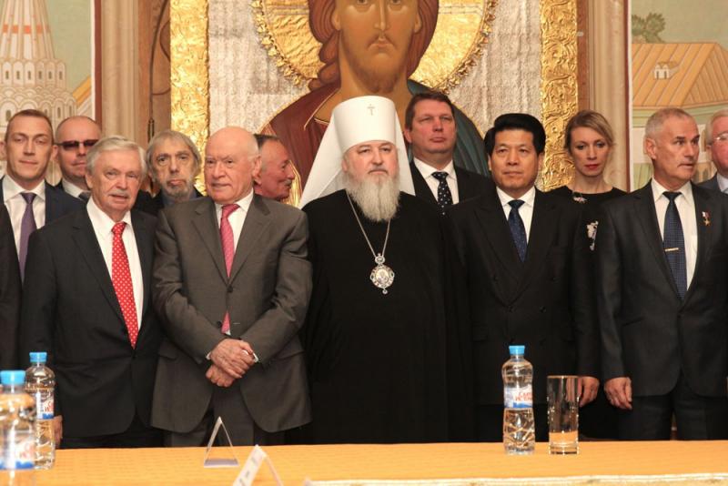 Валентин Юркин удостоен премии «Человек года-2015»
