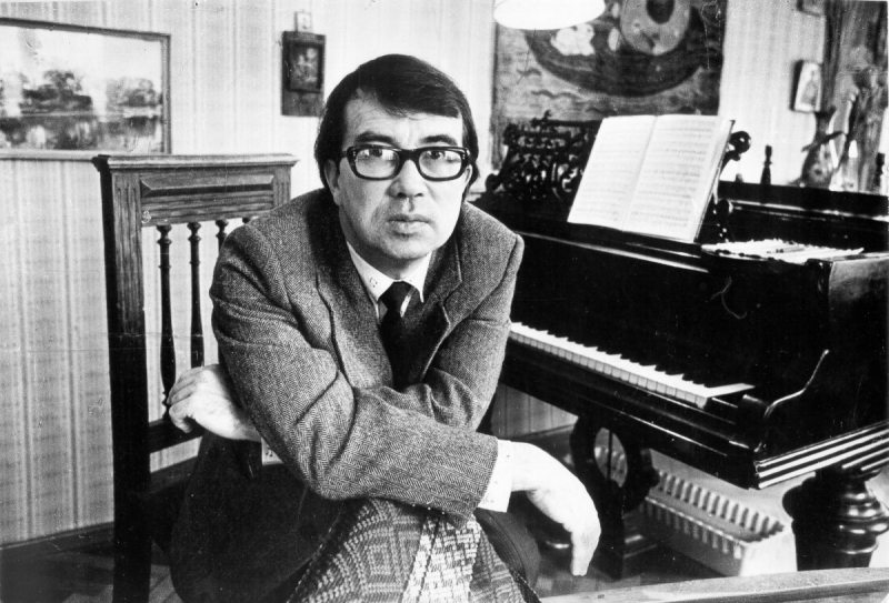 Валерий Александрович Гаврилин (1939—1999)