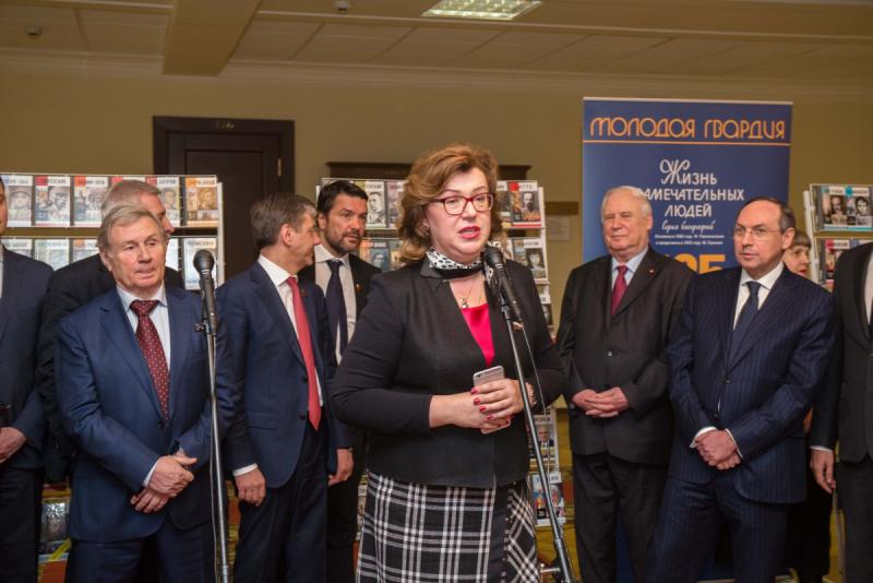Заместитель председателя Госдумы Ольга Епифанова