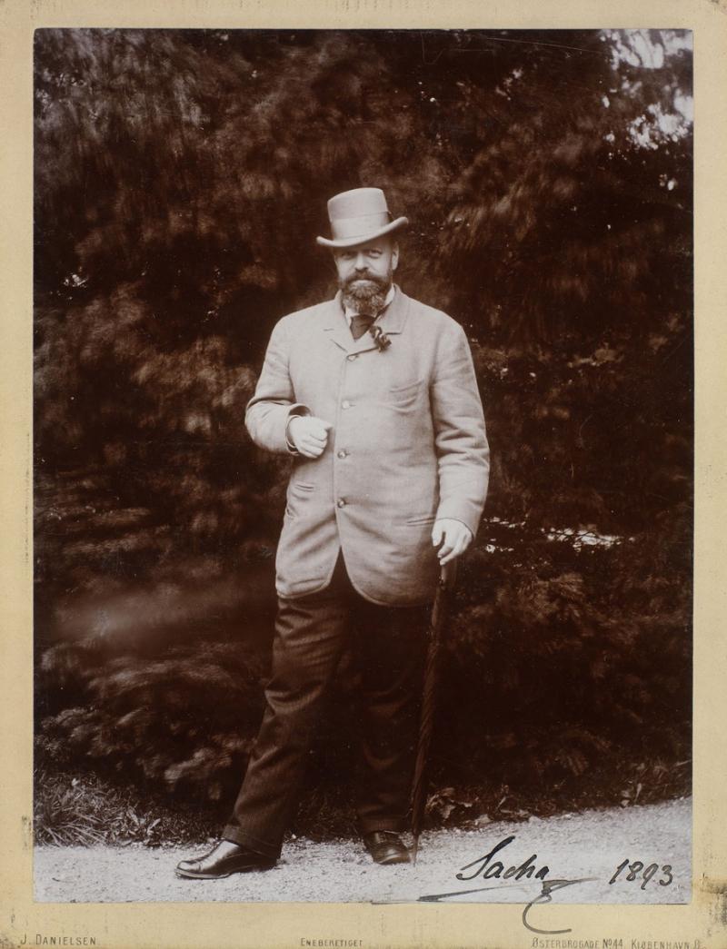 Александр III: Миротворец в политике и в живописи
