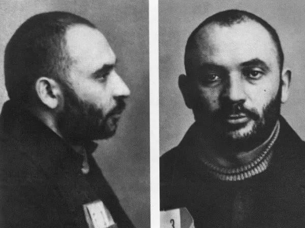 Яков Блюмкин (1900—1929)