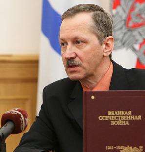 20 июня Юрию Рубцову – военному историку, автору книги «Герои Битвы за Крым» – исполнилось 65 лет