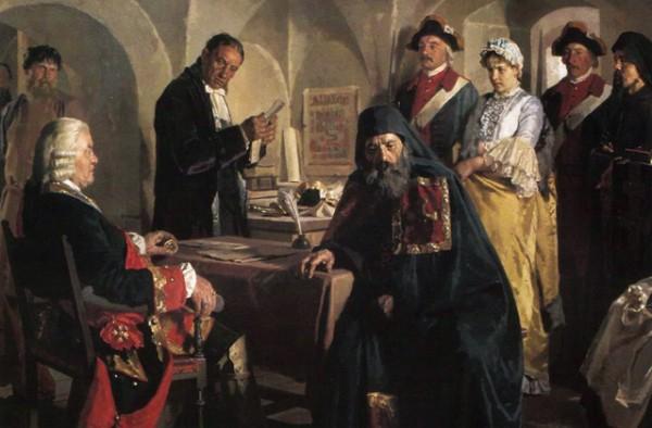 «Злые умыслы» на государей в делах тайного сыска XVIII века