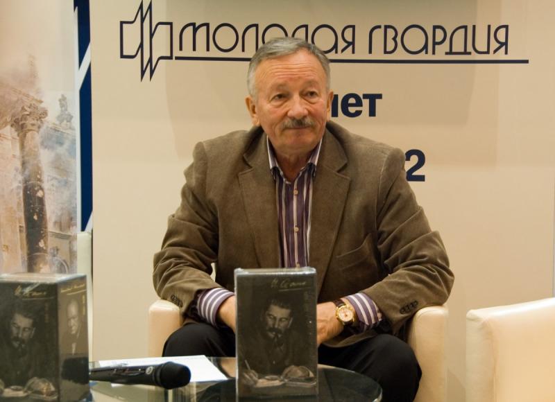 Поздравляем Святослава Рыбаса!