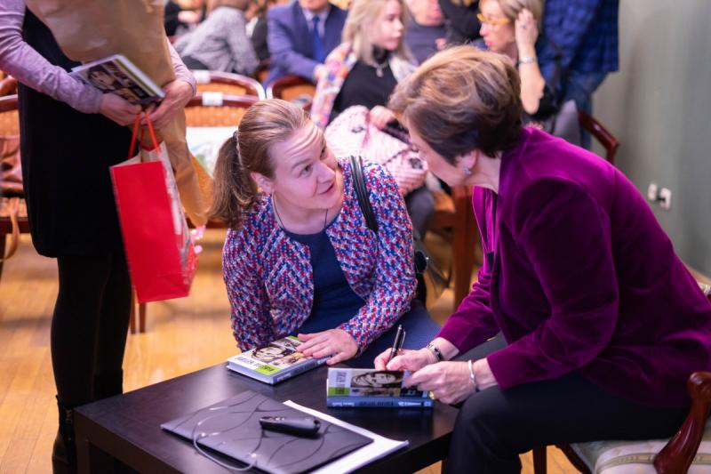 Встреча с Натальей Бегловой