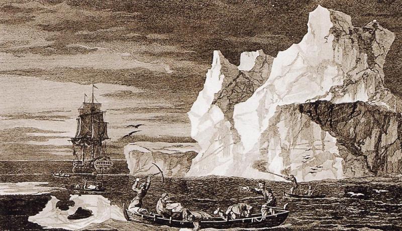 Рисунок Уильяма Ходжеса