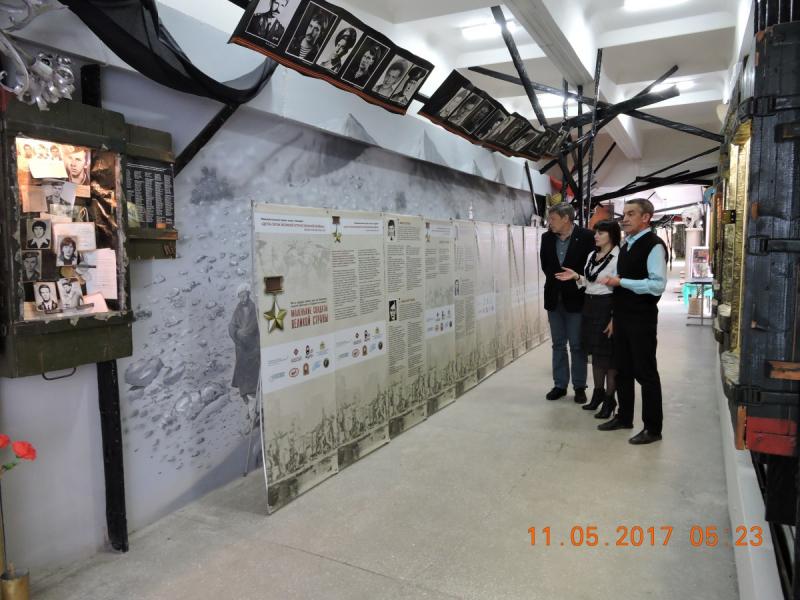 Музей памяти воинов-интернационалистов «Шурави»