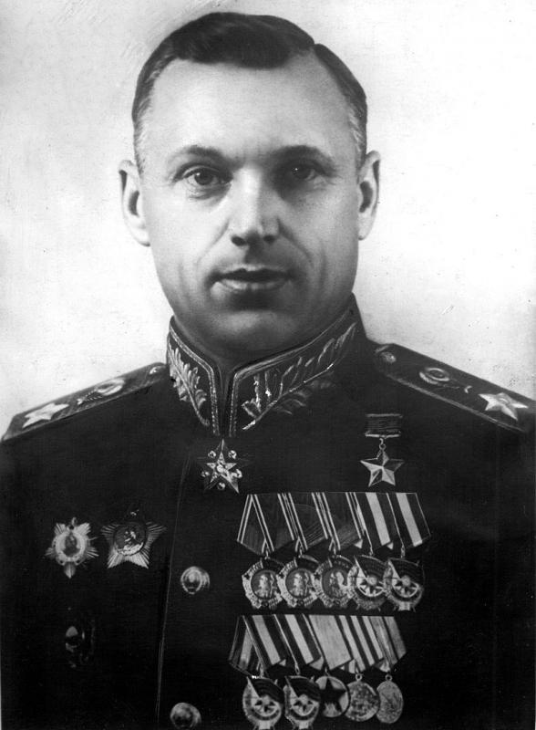 Константин Константинович Рокоссовский (1896—1968)