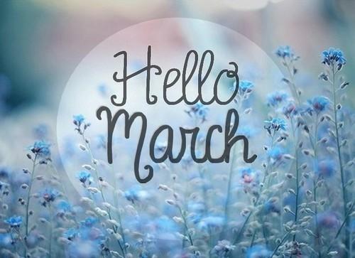 Мартовские встречи