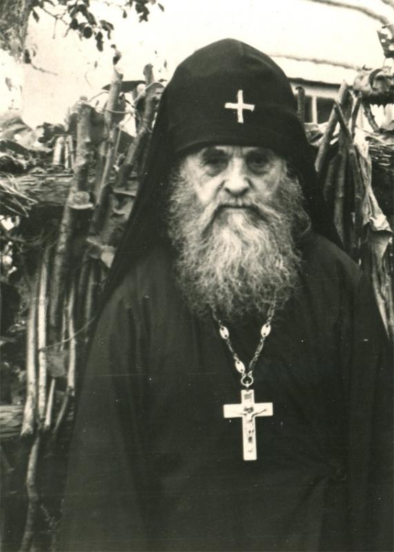 Преподобный Серафим Глинский (Романцов, 1885—1976)
