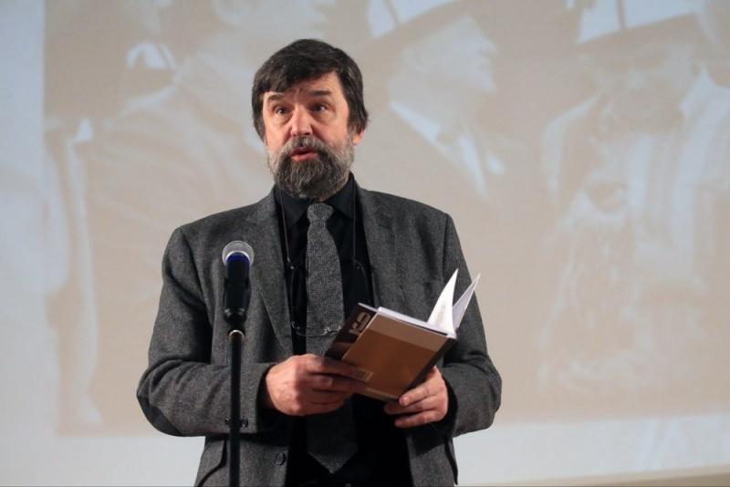 Главный редактор издательства «Молодая гвардия» Андрей Петров
