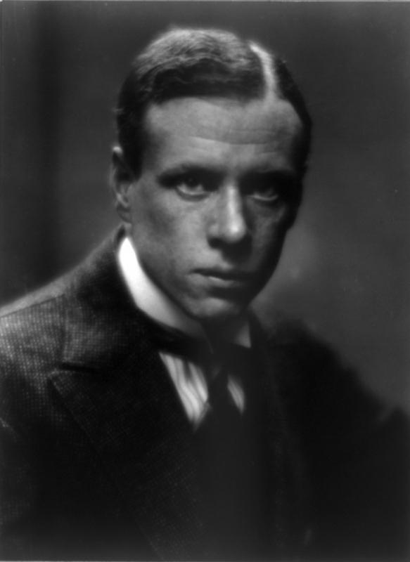 Синклер Льюис (1885—1951). Первый в США нобелевский лауреат по литературе (1930)