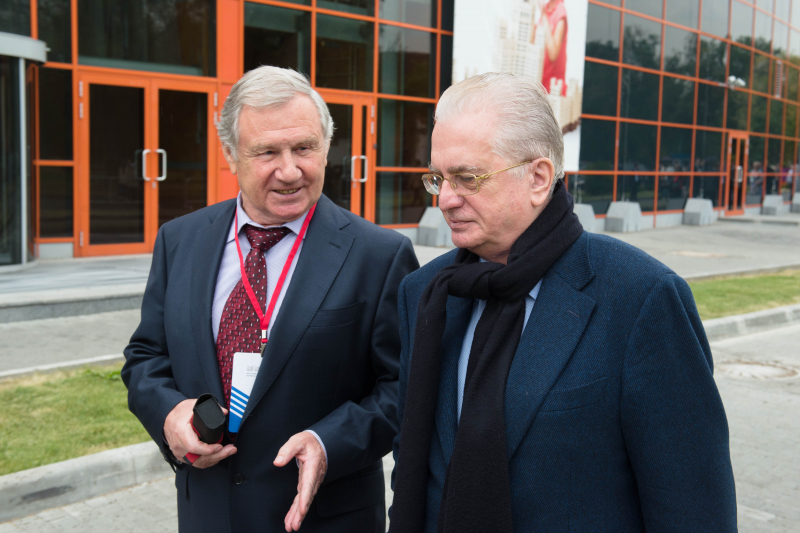 Встречи с Михаилом Борисовичем Пиотровским – в Москве…
