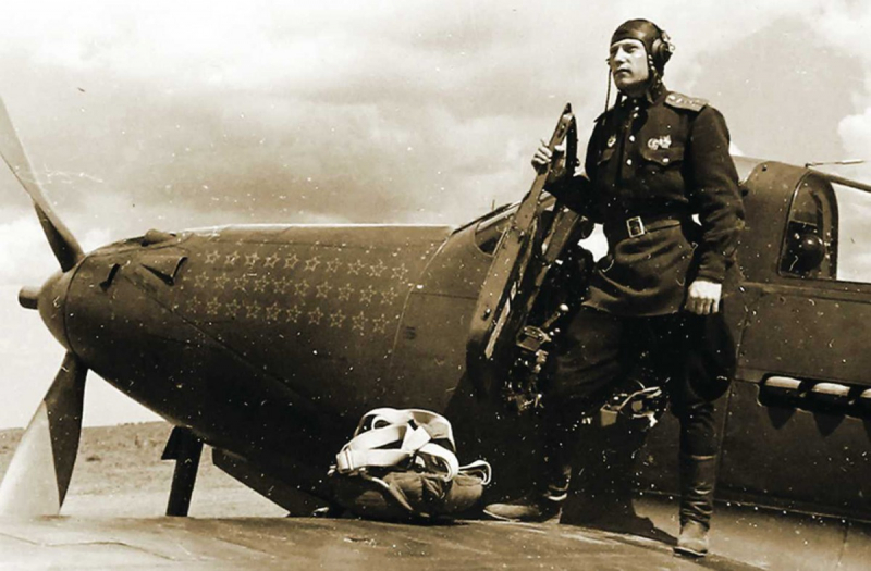 19 марта исполнилось 105 лет со дня рождения летчика-аса, героя Великой Отечественной войны, маршала авиации Александра Ивановича Покрышкина (1913—1985)