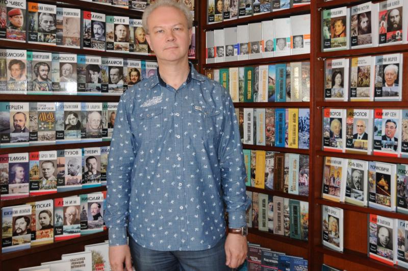 Павел Фокин: «Биография Зиновьева стала для меня вызовом».