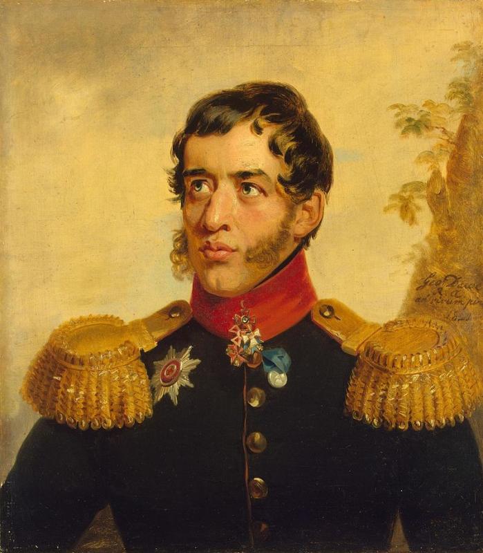 Сергей Григорьевич Волконский (1788—1865)