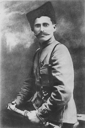 Василий Иванович Чапаев (1887—1919)