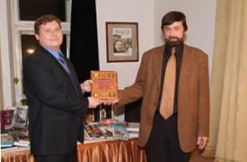 Благотворительный вечер Всероссийской литературной премии «Александр Невский»