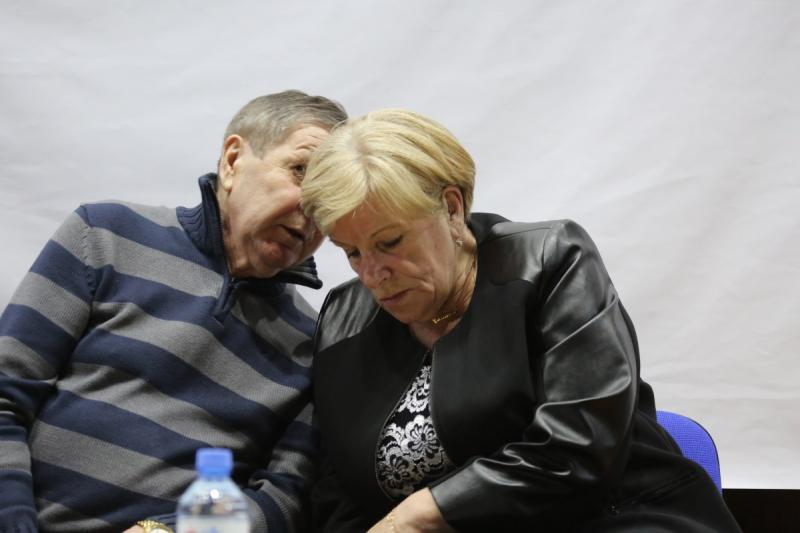 Александр Мальцев и Татьяна Харламова
