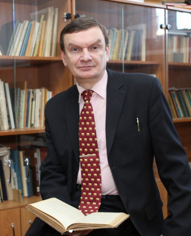 Поздравляем Владимира Федюка