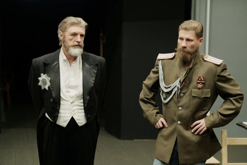 Рыцарь Столыпин