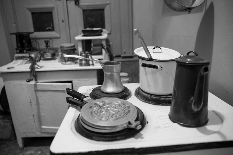 От общей кухни до общего санузла