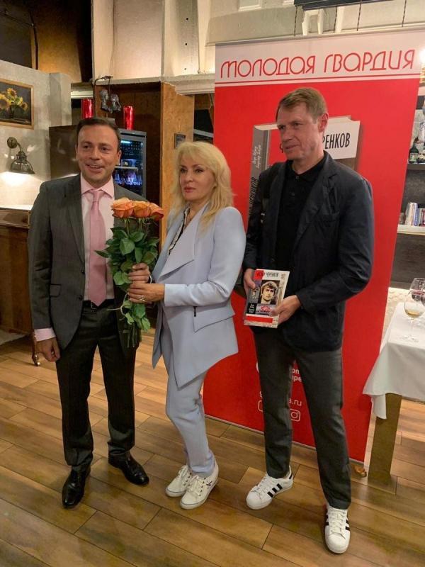 Игорь Рабинер и Олег Кононов